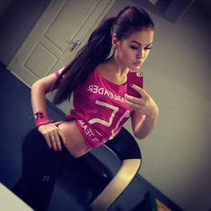 Looking for local cheaters? Take Elina from  home with you